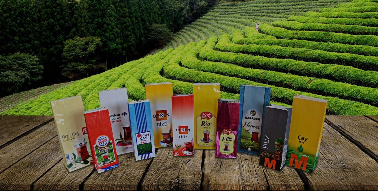 çay paketleri büyük boy